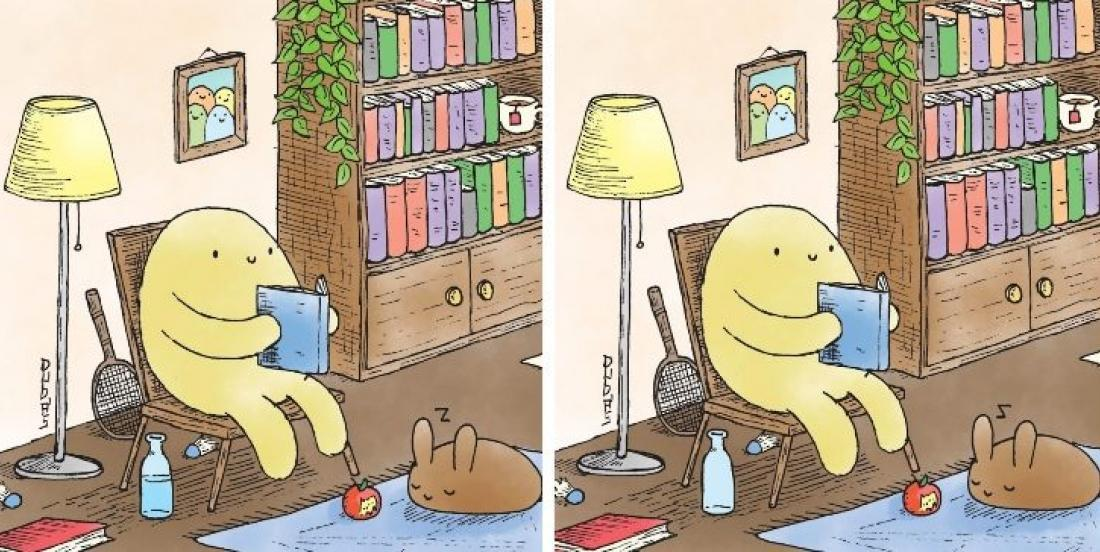 Can you find the 7 differences?